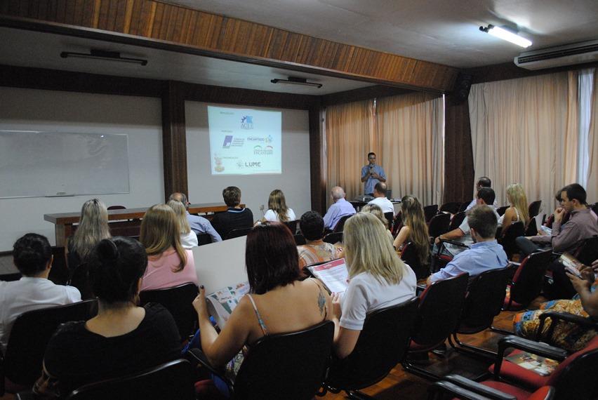 Daniel Aires, da Lume Eventos, ressaltou os lucros obtidos pelos expositores nas outras edições