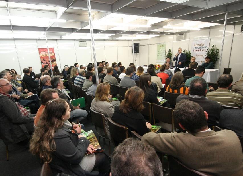 Na última edição os seminários atraíram cerca de mil pessoas