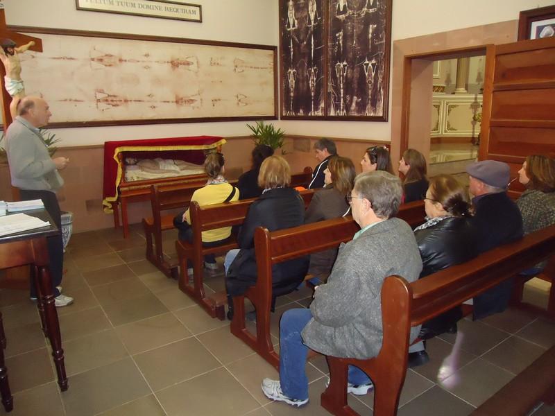 Igreja Matriz e Memorial Santo Sudário também fazem parte do Roteiro