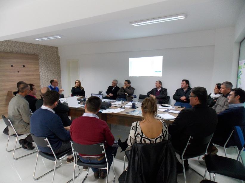 Reunião integrou as atividades da Suinofest