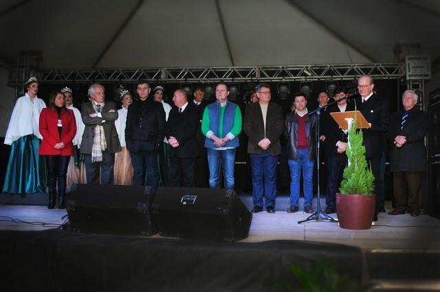 Suinofest - Tonin frisou a importância do evento