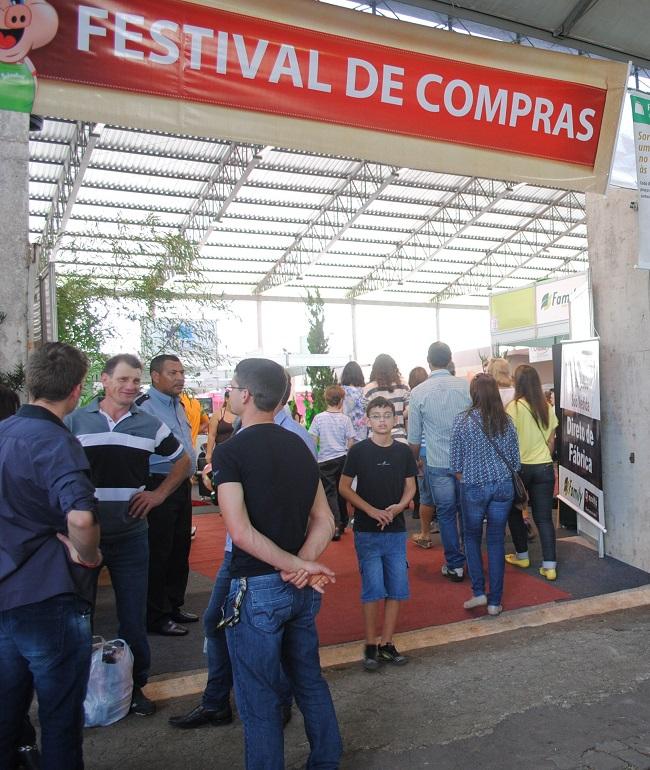 Festival de Compras incrementa a economia local